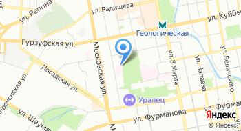 Европейский медицинский центр УГМК-Здоровье Отделение для взрослых на карте