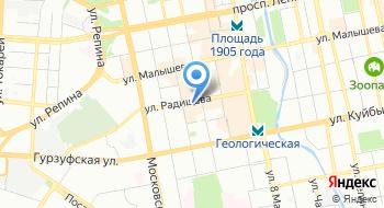 Champagne Bar Соловьева на карте