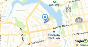МБУК МОБ на карте