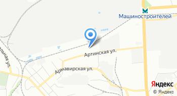Уралэнерготехкомплект на карте