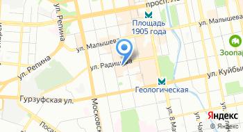 Перепёлочка на карте