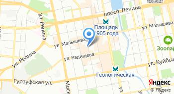 Загородный клуб Кронос на карте