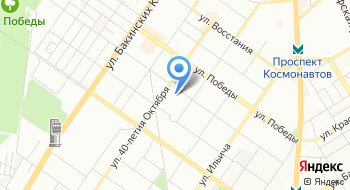 Городская похоронная служба Эмма на карте