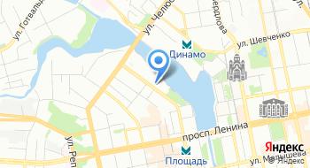 Свердловский Государственный Академический театр Драмы на карте