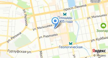 Робо Трезвое поколение Урала на карте