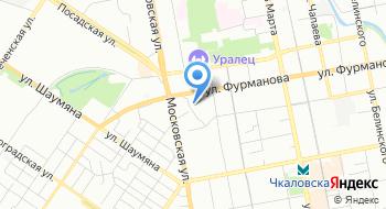 УГТ-Холдинг на карте
