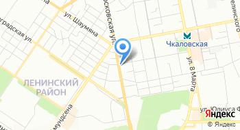 Автошкола Курсант на карте