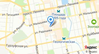 Производственная компания Битос на карте