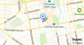 Ля Мажор на карте