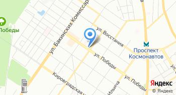 Агентство юридической помощи на карте