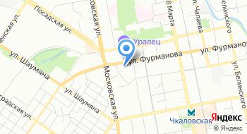Уральский филиал Зеленогорскгеология ФГУГП Урангео на карте