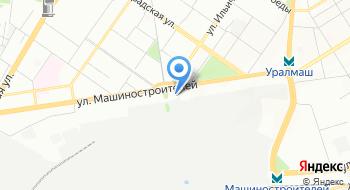 Емуп ТТУ на карте
