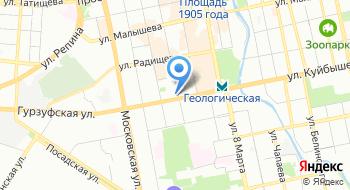 Центр экспертизы Диагем на карте