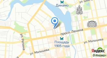 Газпромбанк, дополнительный офис 026/1013 на карте