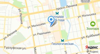 Народная киносеть на карте