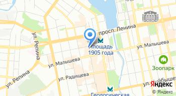 Причал-Урал на карте