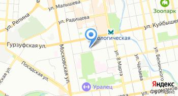 Радио Дача 104.1 ФМ на карте