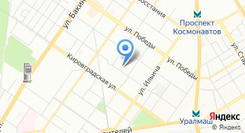 Дошкольное отделение МАОУК ОУ Гимназия Арт-Этюд на карте