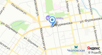 Модный дом Baranov Nikita на карте