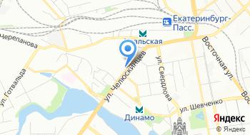 Центрснаб на карте