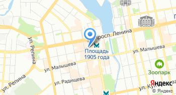 Парики на карте