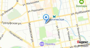 ЦентрИнформ, филиал на карте