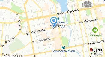 Мир Аттракционов на карте