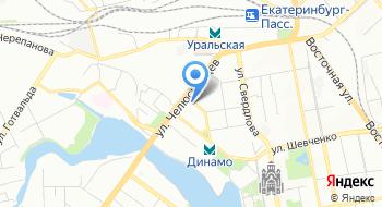 Отдел Управления Роспотребнадзора по железнодорожному транспорту на карте