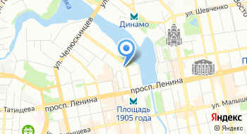 МИ ФНС России по Уральскому федеральному округу на карте