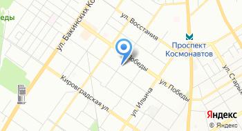 Автоспайс на карте