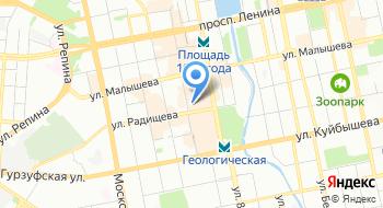 Ломбард Стимул на карте