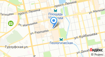 Центр финансовых и юридических услуг МБК на карте