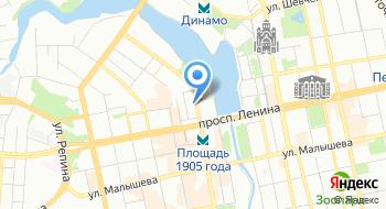 НОЧУ ДПО Автошкола Авто-Лада на карте