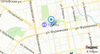 Факторинговая компания Кольцо Урала на карте