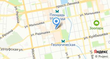 Вакансия от А до Я на карте