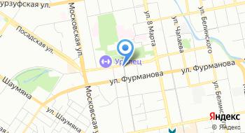 Кафе Щавель на карте