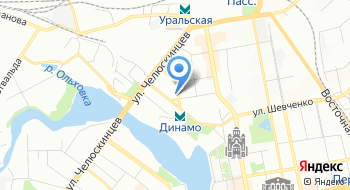 Государственная инспекция труда Свердловской области на карте