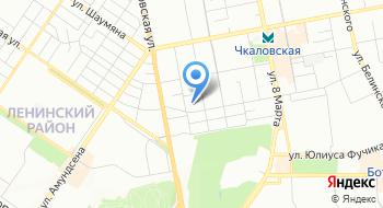 Бильярдный клуб Фортуна на карте