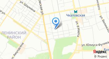 Уральский региональный центр по ремонту и сервисному обслуживанию магистральных газопроводов и запорной арматуры на карте
