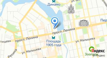 Экспотэк групп на карте