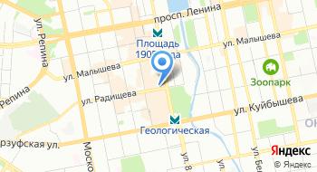 Профессиональная Косметика LCN на карте