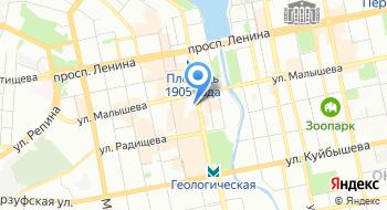 Респект Авто на карте