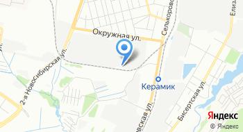 Кондитерский дом Слада на карте