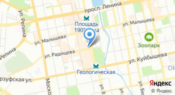 Интернет-магазин СпортМосква на карте