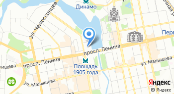 Нотариальная контора Филипповой Ольги Владимировны на карте