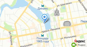 ГБУЗ Со Свердловская областная больница № 2 на карте