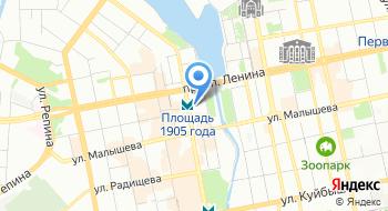 Универсальные выставки на карте