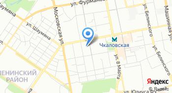 Интернет-магазин МногоИгр96 на карте
