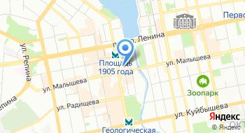 ДОСААФ Автошкола Ленинского района на карте