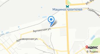 Автосервис Спец на карте
